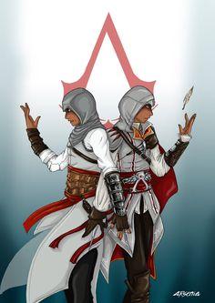 Assassins Creed 1, Princess Zelda, Anime, Fictional Characters, Art, Art Background, Kunst, Cartoon Movies, Anime Music