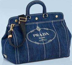cd66fafdb0 Accessories Rihanna With Prada Denim Tote - clutch purse, shop purses  online, unique purses *ad