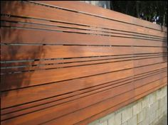 Surprising Useful Tips: Fence Sport Benefits brick fence backyard.Fence Landscaping For Dogs rustic fence flower beds.Fence Landscaping For Dogs. Wood Fence Design, Modern Fence Design, Privacy Fence Designs, Modern Fence Panels, Steel Fence Panels, Decorative Fence Panels, Privacy Fences, Fence Landscaping, Backyard Fences