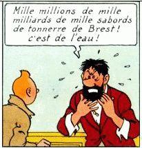 Mille millions de mille milliards de mille sabords de tonnerre de Brest !!! - MimiMystic sur LePost.fr (16:48)