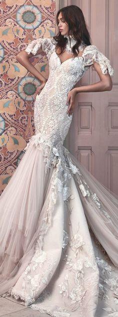 Galia Lahav 2018 Victorian Affinity Wedding Dress