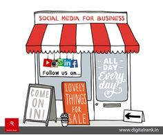 #SocialMedia is the best free way to market your #Business,  But do you know which networks to use? DigitalRank We Help You to Promote Your Business in Social Media. www.digitalrank.in