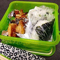 今週も始まりましたね - 9件のもぐもぐ - おにぎり弁当 by koriutogodesu7