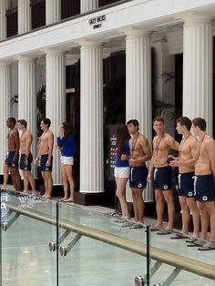 """Gilly Hicks Westfield London by garybembridge, via Flickr Use of shirtless men outside stores is the """"thing"""" these days: Abercrombie, Holister and Gilly Hicks...."""