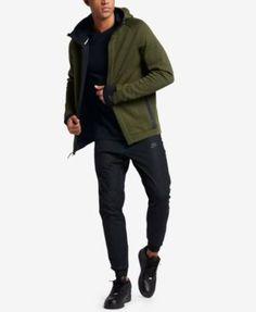 Nike Men's Sportswear Tech Fleece Zip Hoodie - Black 2XL