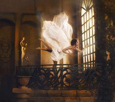 Floating Photography by Nikolay Tikhomirov | Cuded