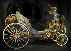 """""""Your coach is waiting mi' lady""""  Google Image Result for http://www.costumearmour.com/images/customdesign/Cinderellacoach.JPG"""