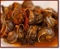 Ricette > Basilicata > Secondi: Lumache all'origano