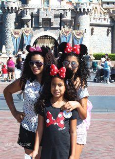 Magical Moments at DisneyLand California/ Momentos Magicos a Disneyland