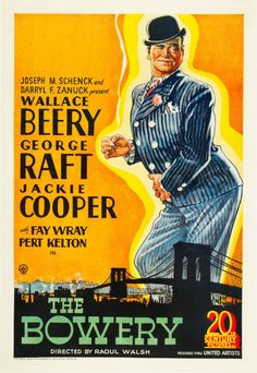 """Movie Poster of the Week: """"Lady for a Day"""" and the Posters of 1933 on Notebook 