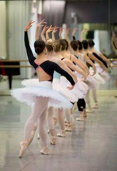 love this leotard! #ballet #class #collant #leotard #dancewear