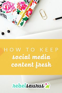 One of the key components of social media marketing success is having fresh, relevant content to distribute online. Understandably, people experience business hiccups, social media burnout, family emergencies, and a host of other issues that can get in the way of managing a consistent and solid content strategy. Even though life can get in the way, social media marketing doesn't have to fall by the waist side. Fortunately, there are a variety of tools and tricks for staying organized…