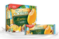 SOLERO EXOTIC by DesignAbsoluto, via Behance