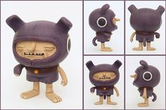 Keving Pek by Map-Map on http://www.freshcharacters.com