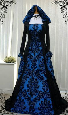 Elsa wears this on the day of her husbands burial.