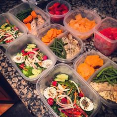 Diary of a Fit Mommy: Food Prep Sundays!