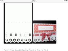✔️Deep edge card 8