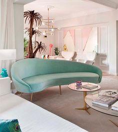 La casa de la interiorista Patricia Bustos (Blossom Studio) en Madrid · The home of interior designer Patricia Bustos