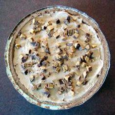 Chocolate Peanut Butter Pie II