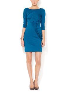 Silk Jersey Dress by Catherine Malandrino at Gilt