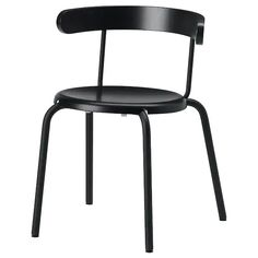 Give all your dinner guest a comfortable place to sit around the table with IKEA's diverse selection of quality dining room chairs at affordable prices. Ikea Dining Chair, High Back Dining Chairs, Living Room Chairs, Dining Furniture, Dining Rooms, Dining Table, Bistro Chairs, Cafe Chairs, Fur Chairs