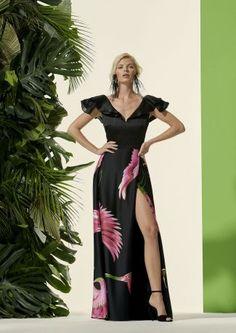 :: CARLA RUIZ ::   FETE 2020 Lancaster, Brighton, Bishop Auckland, Scarlett, Wrap Dress, Formal Dresses, Party, Photos, Fashion