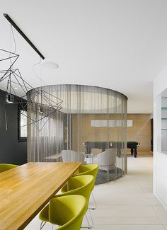 Apartment Sch, Stuttgart. A project by Ippolito Fleitz Group – Identity Architects.