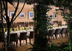 IDine® - Restaurant At Sunset Marquis - Reviews, Hours, Menu, Map - West Hollywood, California 90069