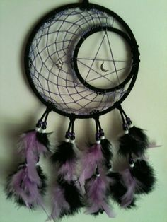moon dream catchers - Google Search