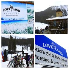 Looking for a Kids Ski School close by #denver? ~ Loveland Ski Area, Colorado