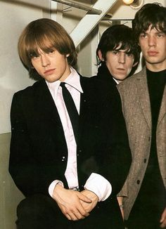 Brian Jones/Keith Richards/Mick Jagger