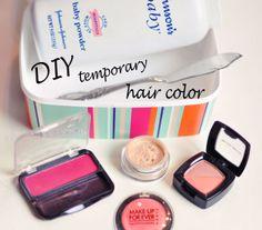 DIY Princess Merida Hair & Makeup Tutorial + Brave Costume