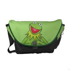 Kermit the Frog Messenger Bag
