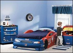 Kids Sports Car beds