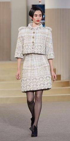 Chanel Haute Couture F/W 2015-2016 Show