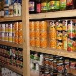 Food Storage for Beginners with Little Money
