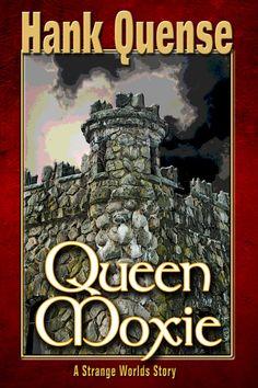 #BookTour…Queen Moxie…#BookBoost #SciFi #Fantasy #Giveaway @MCBookTours – Mello & June, It's a Book Thang!