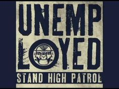 """▶ STAND HIGH PATROL : """"UNEMPLOYED"""" + Riddim (7inch - promo mix - Stand High Records - SH005)"""
