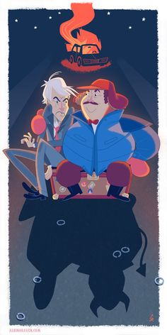 Planes, Trains And Automobiles - Steve Martin & John Candy 1987 Candy Drawing, Trey Parker, Raven Art, Steve Martin, Car Posters, Movie Posters, Star Wars Film, Movies Playing, Willy Wonka
