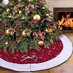 12 Fantastiche Immagini Su Gonne Per Lalbero Di Natale