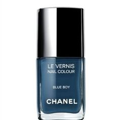 Chanel Le Vernis Blue Boy Les Jeans de Chanel Nail Polish
