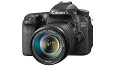 Canon EOS 70D + 18-135mm IS Lens