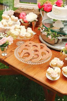 delicious looking and equestrian details are SO CUTE!
