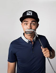Rickie Fowler, everyones golfer boy crush