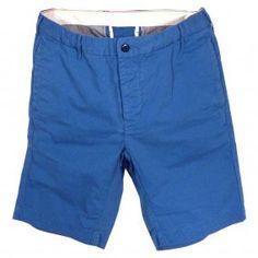 BELLEROSE Blue Picas Shorts