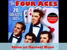 The Four Aces A WOMAN IN LOVE - YouTube