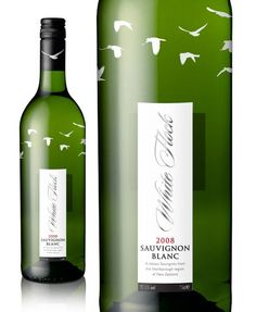 White Flock Wine by Robot-food