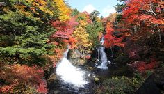 Nikko Travel: Ryuzu Waterfall (Ryuzu no taki)
