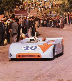 Leo Kinnunen the first Finnish F1 driver dies at the age of 73. Kinnunen raced most of his career driving Porsche's cars. One of his most memorable victories was 1969 Targa Florio with Porsche 908/3. Kinnunen set a laptime of 33'36min which is still the fastest time ever recorded in Targa Florio