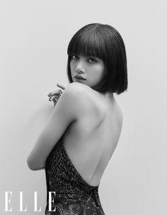 Korean Girl, Asian Girl, Magazine Vogue, Lisa Blackpink Wallpaper, Model Face, Blackpink Photos, Jennie Blackpink, Blackpink Lisa, K Idols